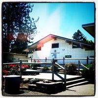 Photo taken at Santiam River Rest Area by Jason L. on 7/23/2011