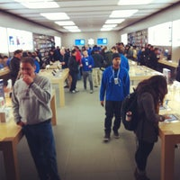 Photo taken at Apple Pacific Centre by MikaDoesMakeup.com on 11/11/2011