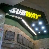Photo taken at Subway by Valmir C. on 8/28/2011