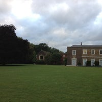 Photo taken at Fulham Palace Gardens by Nataly L. on 6/7/2012