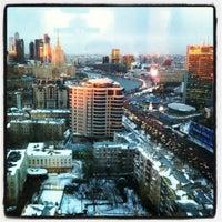 Снимок сделан в Лотте Плаза пользователем Dmitry K. 1/31/2012
