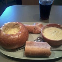 Photo taken at Panera Bread by Jamie D. on 10/11/2011
