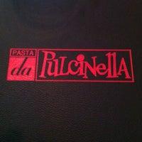 Photo taken at Pasta da Pulcinella by Amy S. on 8/1/2012