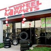 Photo taken at 4 Wheel Parts by Megan C. on 6/15/2012