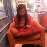 Photo taken at La Nimma Cafe by Nubiea P. on 10/6/2011