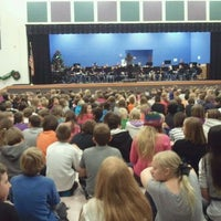 Photo taken at Zaharis Elementary School by Grant A. on 12/13/2011