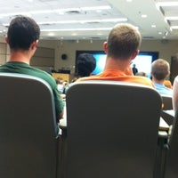 Photo taken at Innovation Hall - George Mason University by Rick J. on 9/12/2012