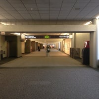 Photo taken at Albany International Airport (ALB) by Michael J on 8/26/2012