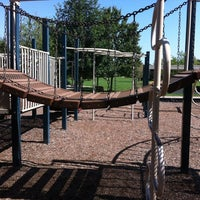 Photo taken at Gulley Park Playground by Rose on 9/3/2012