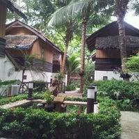 Photo taken at Kacha Resort & Spa by Teerayut T. on 6/3/2012