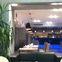 Photo taken at Anatolia Hotel Komotini by Alexandros P. on 1/24/2012