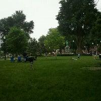 Photo taken at University Park by Jacqueline N. on 5/28/2011