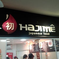 Photo taken at Hajimê by Manoel S. on 6/12/2012
