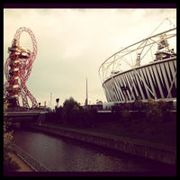 Photo taken at London 2012 Olympic Park by Mayel on 9/1/2012