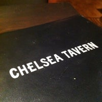 Photo taken at Chelsea Tavern by Jason K. on 1/3/2012