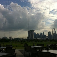 Photo taken at My Golf Kaki @ Marina Bay Golf Course by May S. on 8/31/2011