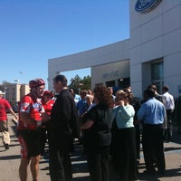 Photo taken at Homer Skelton Ford by Go Jim Go on 9/30/2011