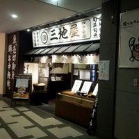 Photo taken at 三地屋 カレッタ汐留店 by CinCinBBmo C. on 9/13/2011