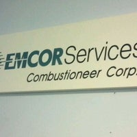 Photo taken at Emcor services/ Combustioneer Corp by Pat L. on 12/5/2011