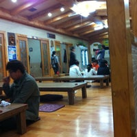 Photo taken at 해미청 by Hanchul J. on 11/13/2011