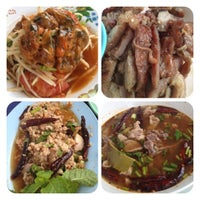 Foto scattata a Som Tum Thanon Tok da Pakkawan T. il 8/21/2012