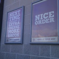 Photo taken at Burger King by Rossco W. on 9/24/2011