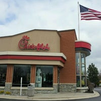 Photo taken at Chick-fil-A by Paul J. on 3/20/2012