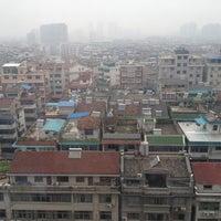 Photo taken at 富阳国际贸易中心大酒店 by W E. on 1/24/2012