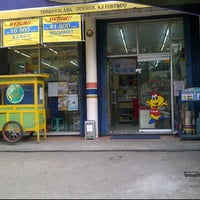 Photo taken at Indomaret Indraloka by Lau N. on 2/2/2012