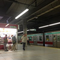 Photo taken at Aobadai Station (DT20) by Pitchayaphorn A. on 8/12/2012