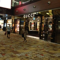 Photo Taken At Gucci By Kenneth K On 7 16 2018