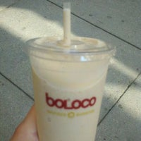 Photo taken at Boloco by Jamie on 8/12/2011