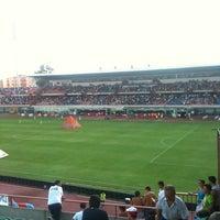 "Photo taken at Stadio Cibali ""Angelo Massimino"" by Ernesto M. on 9/11/2011"