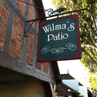 ... Photo Taken At Wilmau0026amp;#39;s Patio Restaurant By George S. On ...