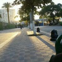 Photo taken at Municipalidad de La Cisterna by Hector A. on 1/26/2012