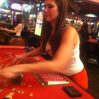 Photo taken at Hooters Hotel & Casino by Himanshu A. on 2/19/2012