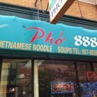 Photo taken at Pho 888 by David M. on 6/13/2012
