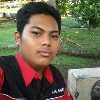 Photo taken at kolam renang Tirta Bhirawa Kopassus by Bobby S. on 11/19/2011