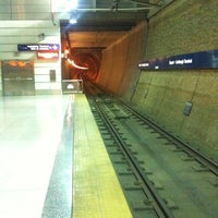 Photo taken at Terminal 1 - Lindbergh LRT Station by Mike E. on 9/23/2011