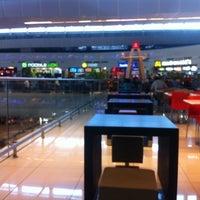Photo taken at Terminal 3 by Alan S. on 9/26/2011