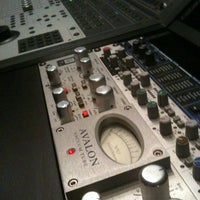 Photo taken at Da Attic Studios by J R. on 1/26/2011