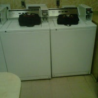 Photo taken at Guest Laundry Room by April D. on 1/20/2012