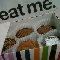 Photo taken at Eat Me by Sofi V. on 5/3/2011
