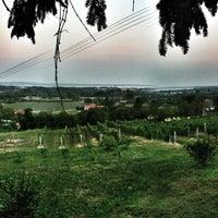 Photo taken at Cserszegtomaj by Gabor on 7/27/2012