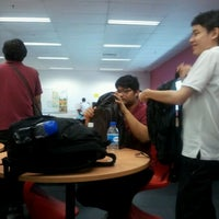 Photo taken at Room 1221 : ITE college West by Ojai M. on 1/17/2012
