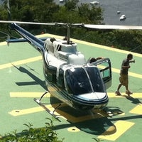 Photo taken at Helicopter Sightseeing Flights by Ronizia M. on 1/4/2012
