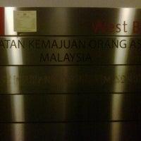 Photo taken at Jabatan Kemajuan Orang Asli by Zulme K. on 1/25/2012