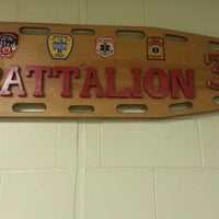 Photo taken at FDNY EMS Station 38 by Lando P. on 8/23/2012
