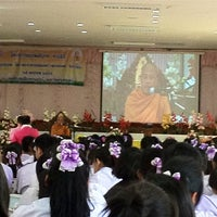 Photo taken at มจร. แพร่ by iPom P. on 1/25/2012