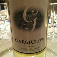 Photo taken at Gargiulo's Restaurant by Timothy B. on 11/13/2011